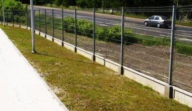 Betoninės tvoros - 115