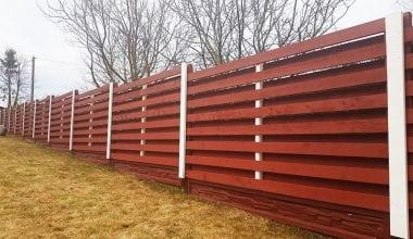 Betoninės tvoros - 117
