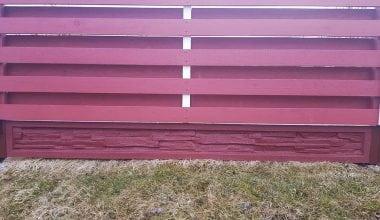 Betoninės tvoros - 118