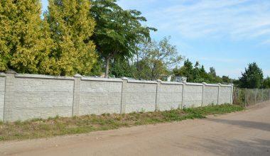 Betoninės tvoros - 1