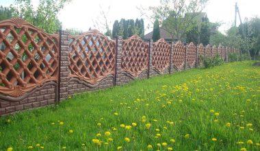 Betoninės tvoros - 10
