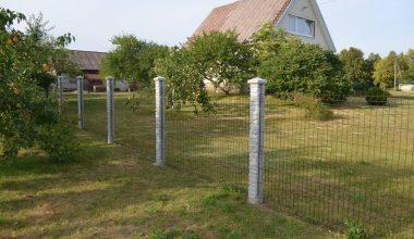 Betoninės tvoros - 102