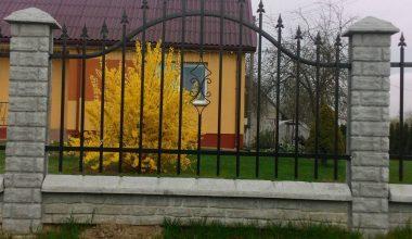 Betoninės tvoros - 109