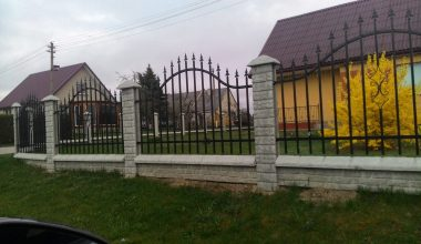 Betoninės tvoros - 11