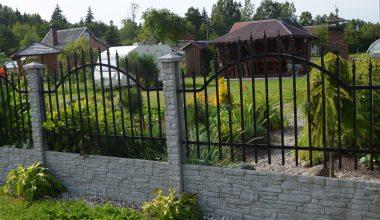 Betoninės tvoros - 110