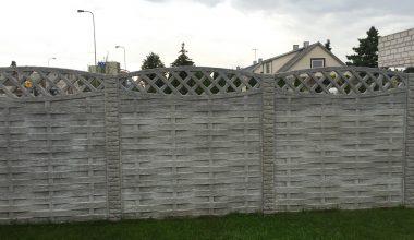 Betoninės tvoros - 113