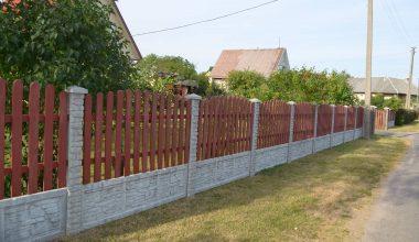 Betoninės tvoros - 12