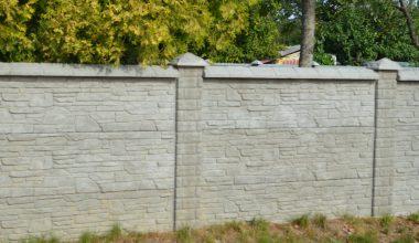 Betoninės tvoros - 18
