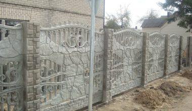 Betoninės tvoros - 19