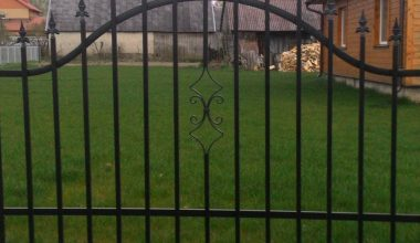 Betoninės tvoros - 21