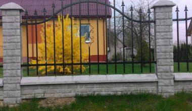 Betoninės tvoros - 22