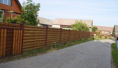 Betoninės tvoros - 25