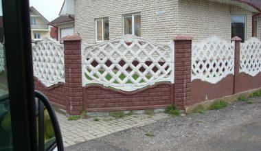 Betoninės tvoros - 30