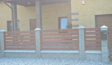 Betoninės tvoros - 31
