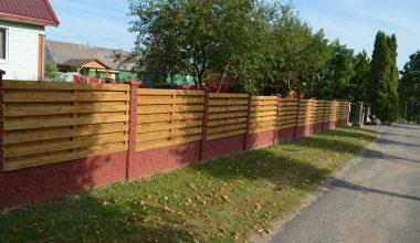 Betoninės tvoros - 32