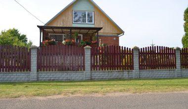 Betoninės tvoros - 34