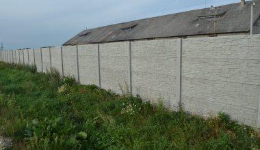 Betoninės tvoros - 36