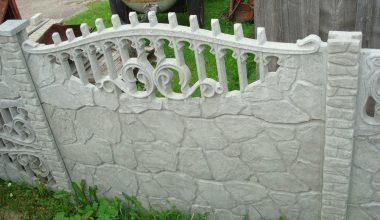 Betoninės tvoros - 37