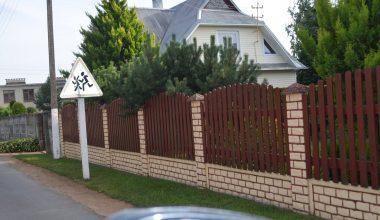 Betoninės tvoros - 38