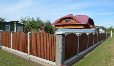 Betoninės tvoros - 40
