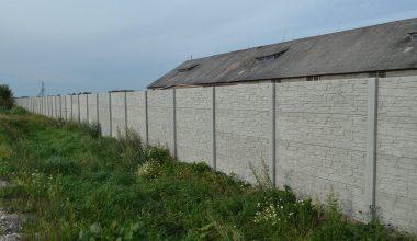 Betoninės tvoros - 41