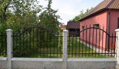 Betoninės tvoros - 45