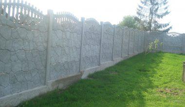 Betoninės tvoros - 46