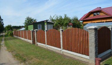 Betoninės tvoros - 47