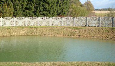 Betoninės tvoros - 48