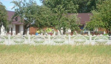 Betoninės tvoros - 52