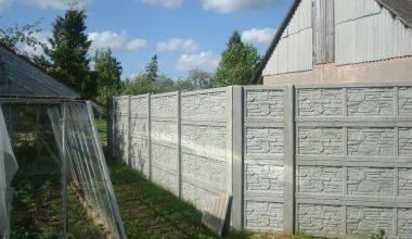 Betoninės tvoros - 54