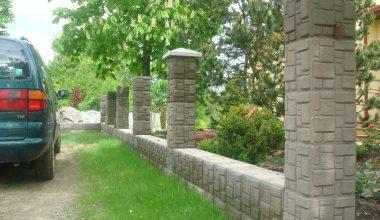 Betoninės tvoros - 55