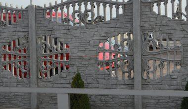 Betoninės tvoros - 56
