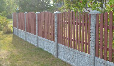 Betoninės tvoros - 57