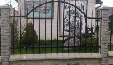 Betoninės tvoros - 59
