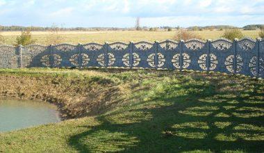 Betoninės tvoros - 66