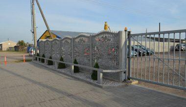 Betoninės tvoros - 67