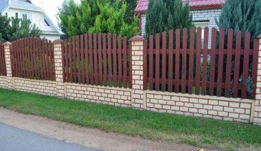 Betoninės tvoros - 7