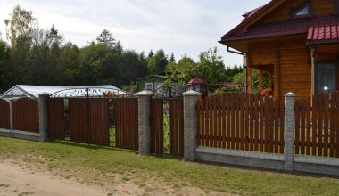 Betoninės tvoros - 71