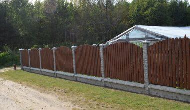 Betoninės tvoros - 72