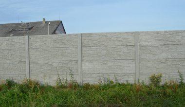 Betoninės tvoros - 74