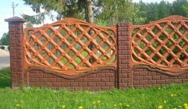 Betoninės tvoros - 75