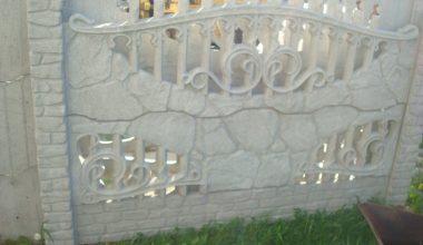 Betoninės tvoros - 76