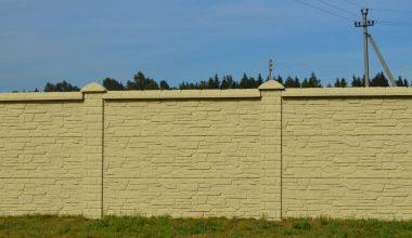 Betoninės tvoros - 77