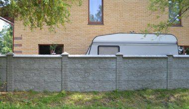 Betoninės tvoros - 78