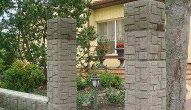 Betoninės tvoros - 8