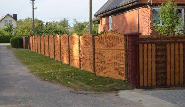 Betoninės tvoros - 80