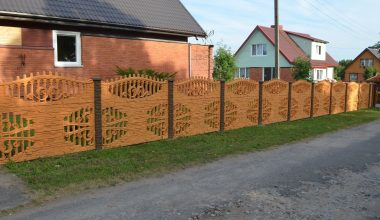 Betoninės tvoros - 83