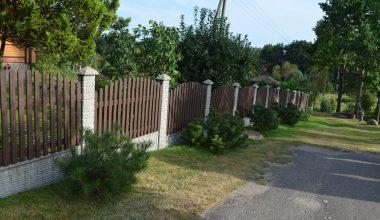 Betoninės tvoros - 84