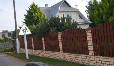 Betoninės tvoros - 88